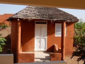 Petite case campement Baobab