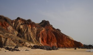 falaise popenguine